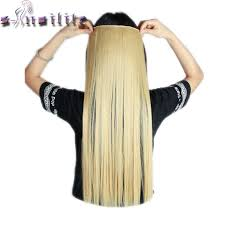 hair extension s noilite 24 30 inches women clip in hair extensions one