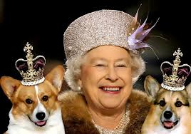 queen elizabeth dog the queen archon s mon archy gnosticwarrior com