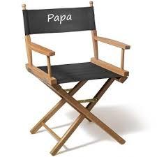 chaise de cin ma découvrez cette chaise de cinéma brodée avec prénom sur poupepoupi