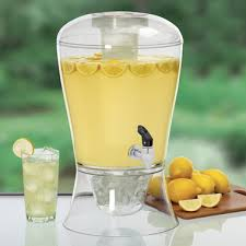 dispense ikea swoon style and home you to try this lemonade mojito punch