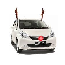 reindeer car reindeer car set
