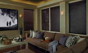 Window Blind Duster Amazing 34 Blackout Cellularhoneycomb Shades With Regard To Window