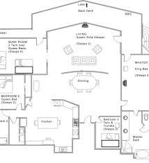 bedroom loft 4 bedroom 2 story house floor plans 4 level house