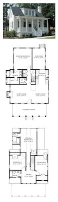 floor plans for cottages best 25 retirement house plans ideas on small home