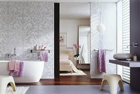 schöner wohnen badezimmer fliesen stilvolles bad mit mosaikfliesen in floralem muster bild 16