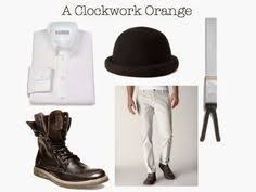 Clockwork Orange Halloween Costume Clockwork Orange Alex Delarge Inspired Http Www