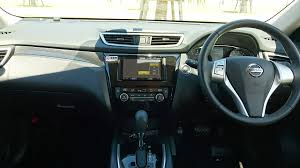 nissan dualis interior okinawa rent a car shikakeri suv x trail