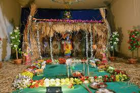 Krishna Janmashtami Celebrations and Decoration Ideas