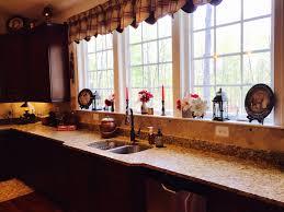 the ever changing kitchen window decor u2013 country craft corner