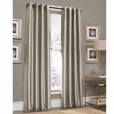 95 Inch Curtain Panels Miller Simsbury Grommet 95 Inch Curtain Panel Ebay