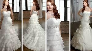 2011 Wedding Dresses Mori Lee Bridal Blu 2011 Collection Fall Youtube