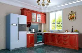 interior in kitchen kitchen interior design with cabinets neo classical