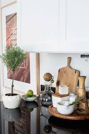 kitchen counter storage ideas storage friendly accessory trends for kitchen countertops