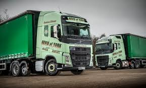 new volvo fh truck revis fertilises growth with 35 new volvo fh tractor units