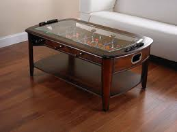coffee table with foosball big lots thesecretconsul com