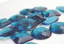 edible jewels blue edible jewels wedding favors candy gems 30 candy