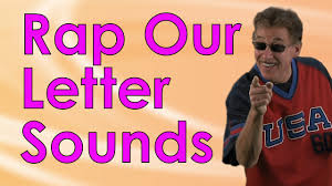 rap our letter sounds is a fun beginning letters sounds song for
