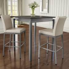 Dining Room Tables Set by Modern Bar Pub Tables Allmodern