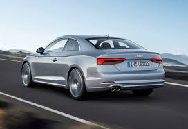 audi a5 coupé review 2016 parkers