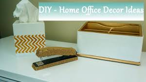 diy home office accessories ideas youtube