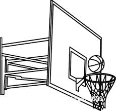 basketball goal cliparts clip art library