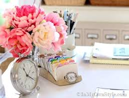Rolodex Desk Accessories I What She Does With The Rolodex So Pretty Fall
