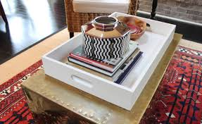 nesting lacquer trays the white company vignettes styling
