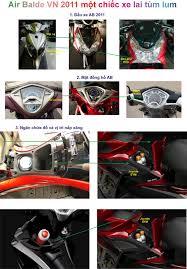xe lexus vatgia air blade fi 2011 là xe với mẫu mã nhái 10 05 25 04 2011