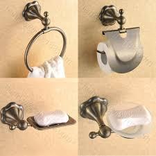 Bathroom Accessories Bronze by Luxury Brass Bathroom Accessories Bronze Color Towel Ring Toilet