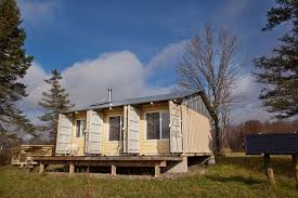 Plans For Cabins by Tin Can Cabin Building A Shipping Container Cabin