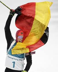 History Of The German Flag German Biathlete Laura Dahlmeier Chasing Olympic History