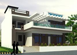 big home designs square feet feel big house exterior home kerala