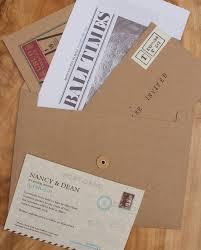 Wedding Invitation Stationery Nancy U0026 Dean Wedding Invitation Lovely Stationery Curating The
