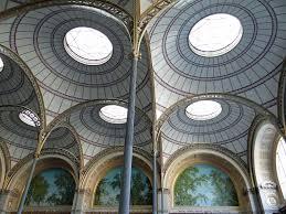 Ciel De Paris Franzosische Restaurant 1860 1868 Salle Principal Bibliothèque National Henri Labrouste