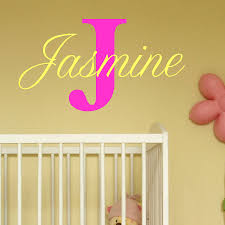 name wall stickers for girls pictures pin pinterest pinsdaddy baby