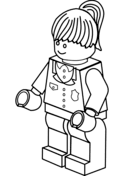 lego police coloring pages free coloring pages
