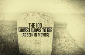 Possessed By Paul James Cold And Blind The 100 Worst Ways To Die As Seen In Movies Complex