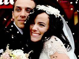 mariage alizee alizée une mariée heureuse je voulais un mariage nature