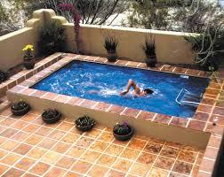 mini swimming pool designs small inground pools small fiberglass