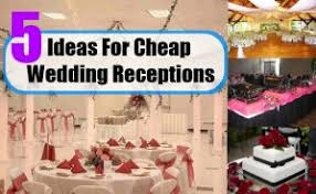 cheap wedding reception reception bash corner