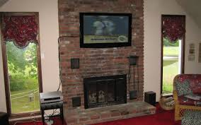 how to mount tv on fireplace wethersfield ct philipstv mounted