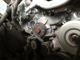 lexus ls 460 replacement key what went wrong with this water pump ls 460 2009 clublexus