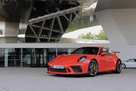 2018 porsche 911 gt3 first drive review autoguide com news
