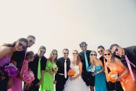neon rainbow bridesmaids convertible dress 37 colors