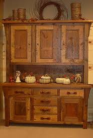 barnwood hutch reclaimed wood hutch recycled wood