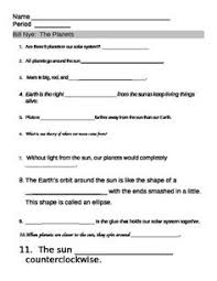 bill nye worksheets free free worksheets library download and