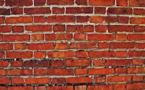 bricks wall free stock photo illustration of a brick wall