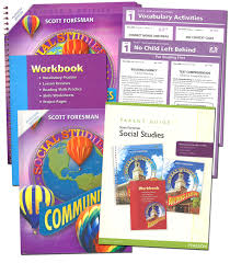 scott foresman social studies homeschool bundle grade 3 053024