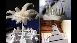 white party table decorations all white party themes decorations at home ideas youtube