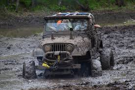 jeep stuck in mud mud bog spins up some fun leaderregister com